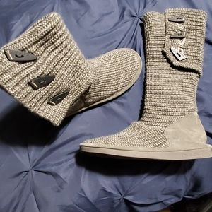 💥Bearpaw Tall Fold Over Boots💥